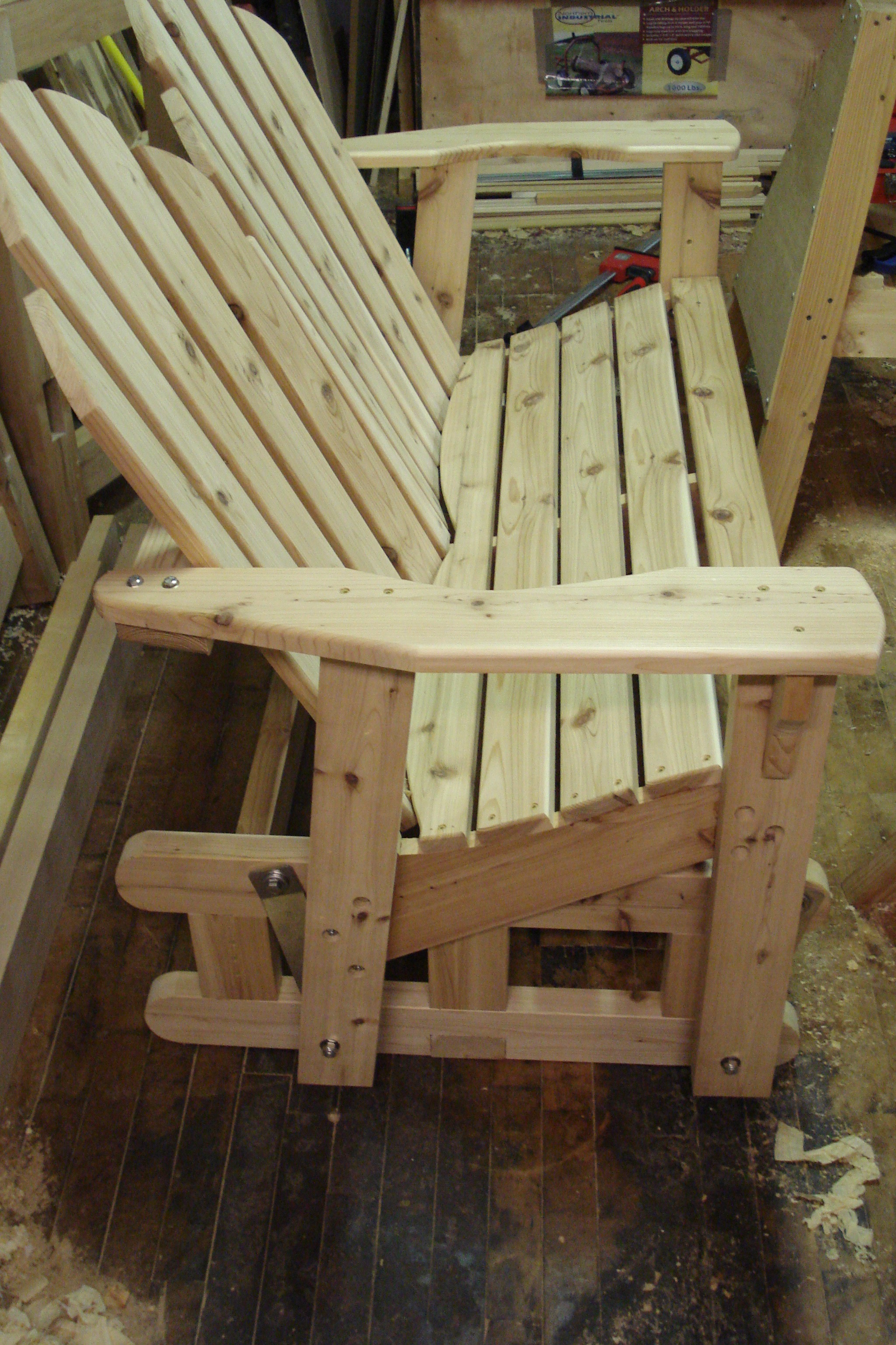 Build Glider Bench Instructions DIY PDF woodworking ideas kids ...